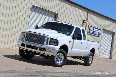 Power Stroke Sleepers 5 Stock Appearing Fords That Pack Big