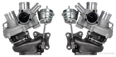 001 2 7 Ecoboost Turbochargers