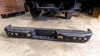 ADD Ford F-150 Raptor Venom Rear Bumper Review | DrivingLine