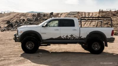 AEV Dodge Ram Prospector XL: The Super Hero of Trucks