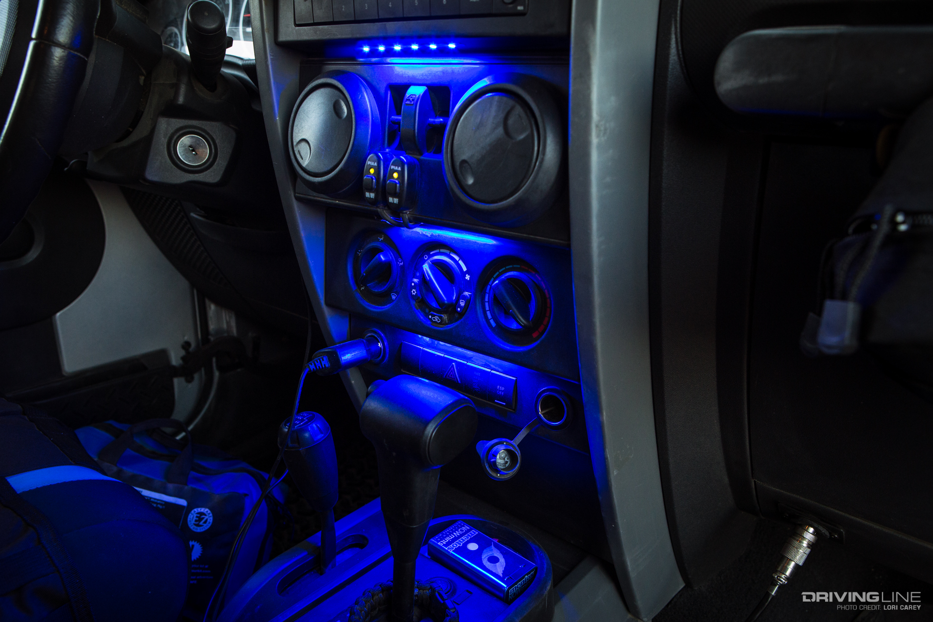 Diesel Jeep Wrangler >> How to Customize Your Ride With DIY LED Strip Lighting ...