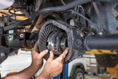 Nitro Gearing for Go: Jeep Wrangler JK 5 13 Install