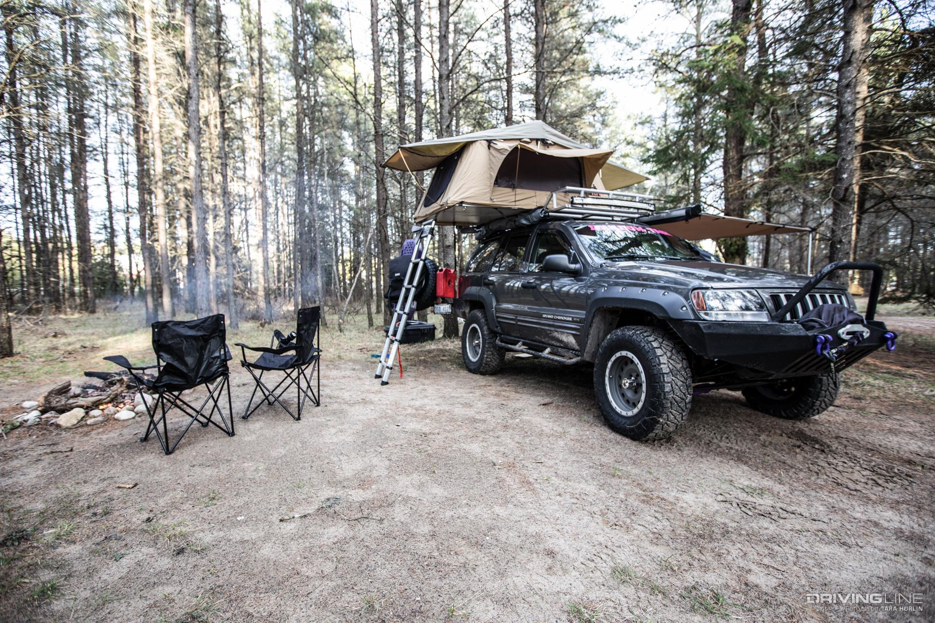 Overland Expedition Survival Checklist Drivingline