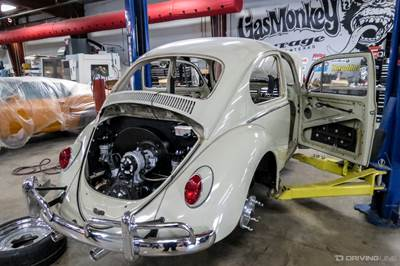 Hot Rod Bug: Gas Monkey Garage's 1965 Volkswagen Beetle