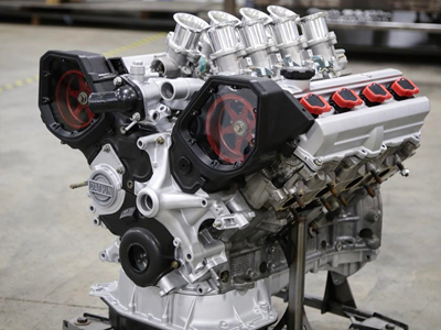 Engineering Perfection: The V8 Twin-Turbo Datsun 620 Build You Have
