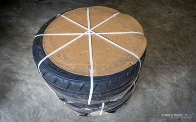 Nitto NT05 Tire Upgrade on a 2013 Subaru BRZ | DrivingLine