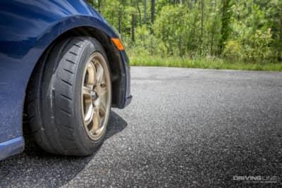 Nitto NT05 Tire Upgrade on a 2013 Subaru BRZ   DrivingLine