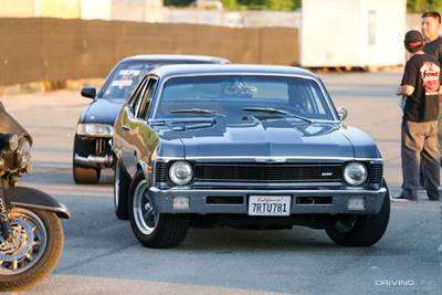 Famoso Nights: Legal Street Racing in the Heart of