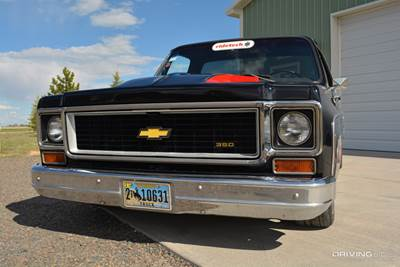 This Unconventional Chevy C10 Is One Owner's Dream Come True