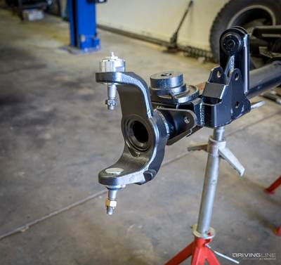 Wheel More, Worry Less: Dynatrac ProRock 44 Review | DrivingLine