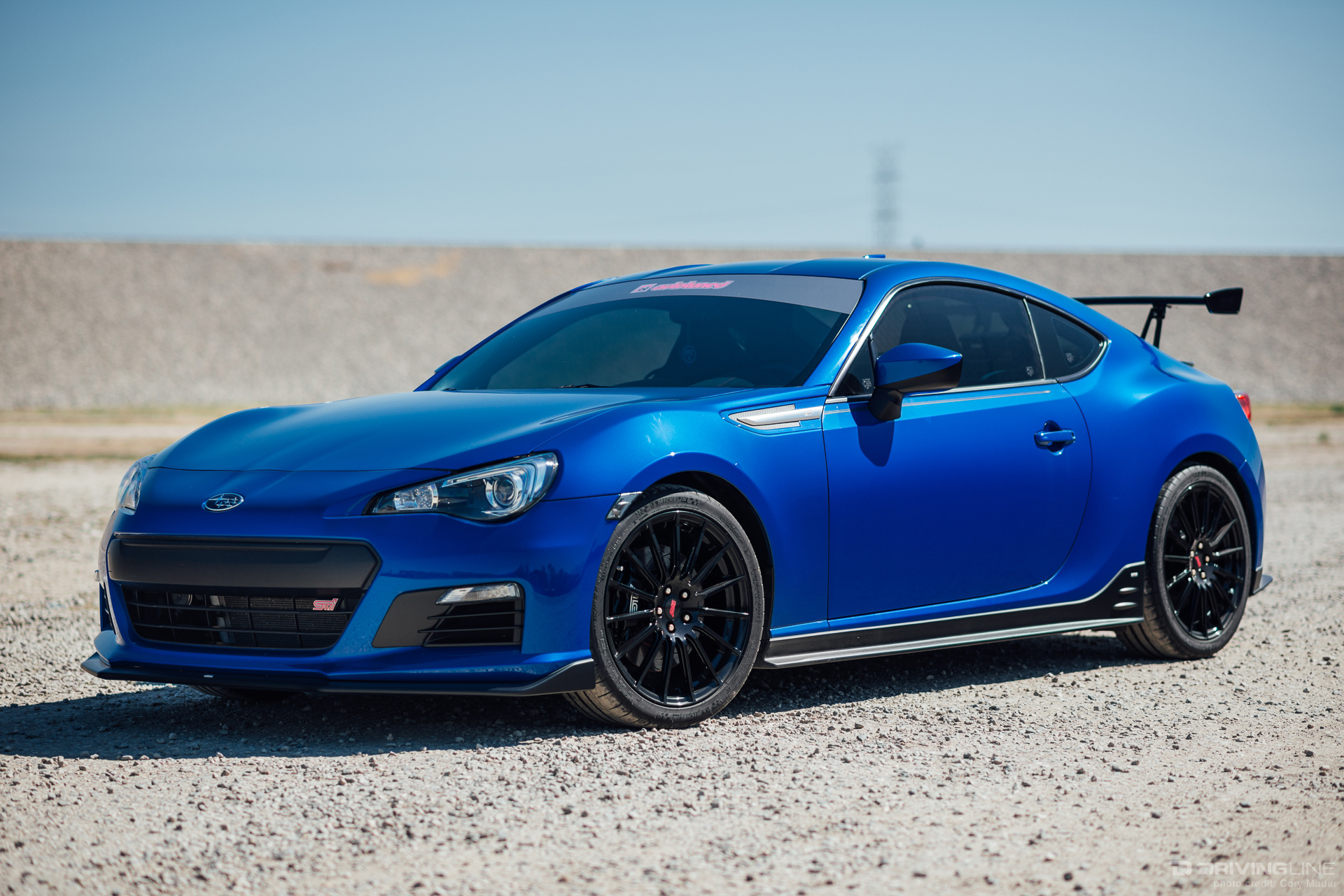 Build-Your-Own tS: Transforming a Subaru BRZ, Piece by ...