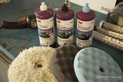tech buffing out paint scratches drivingline. Black Bedroom Furniture Sets. Home Design Ideas